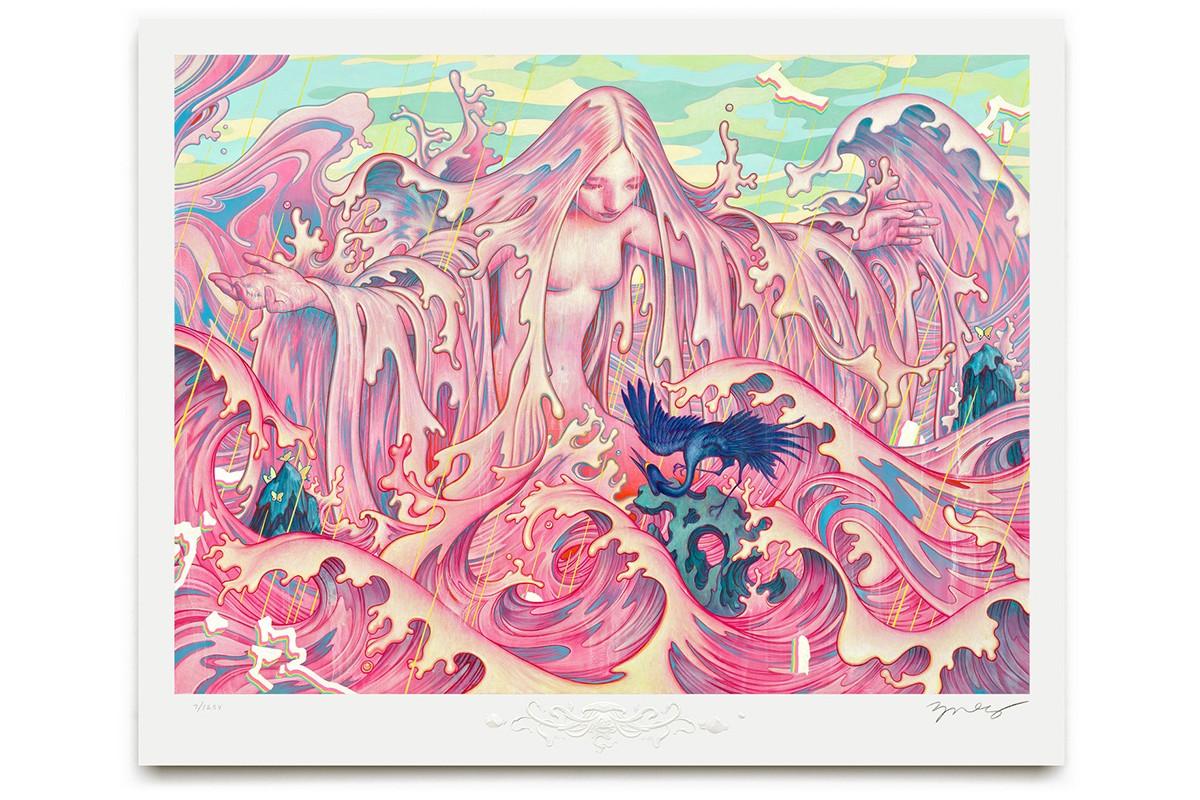 Cartellino Multiples Editions Prints James Jean