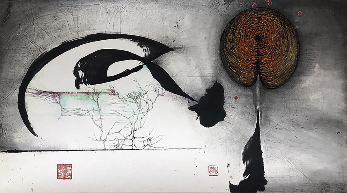 Cartellino Irene Chou