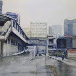 Arzel_Herrera_ECQ_Centris_Station_Watercolor_on_paper_12_x_18_inches.jpg