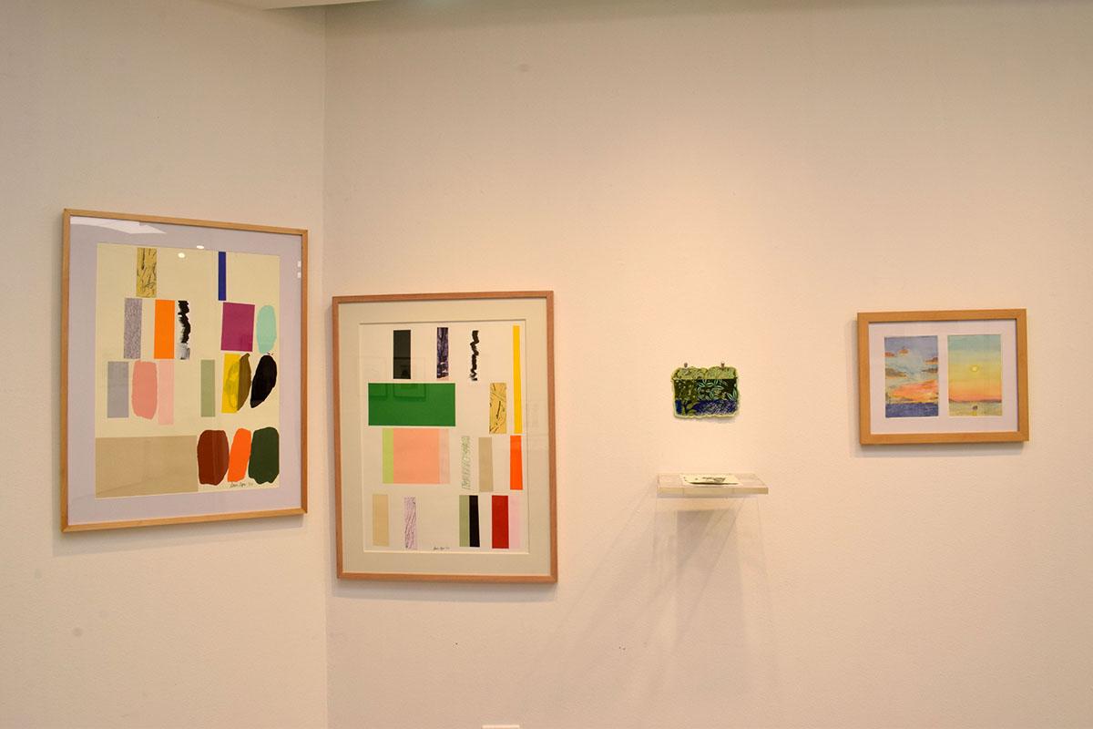 Cartellino Exhibition View