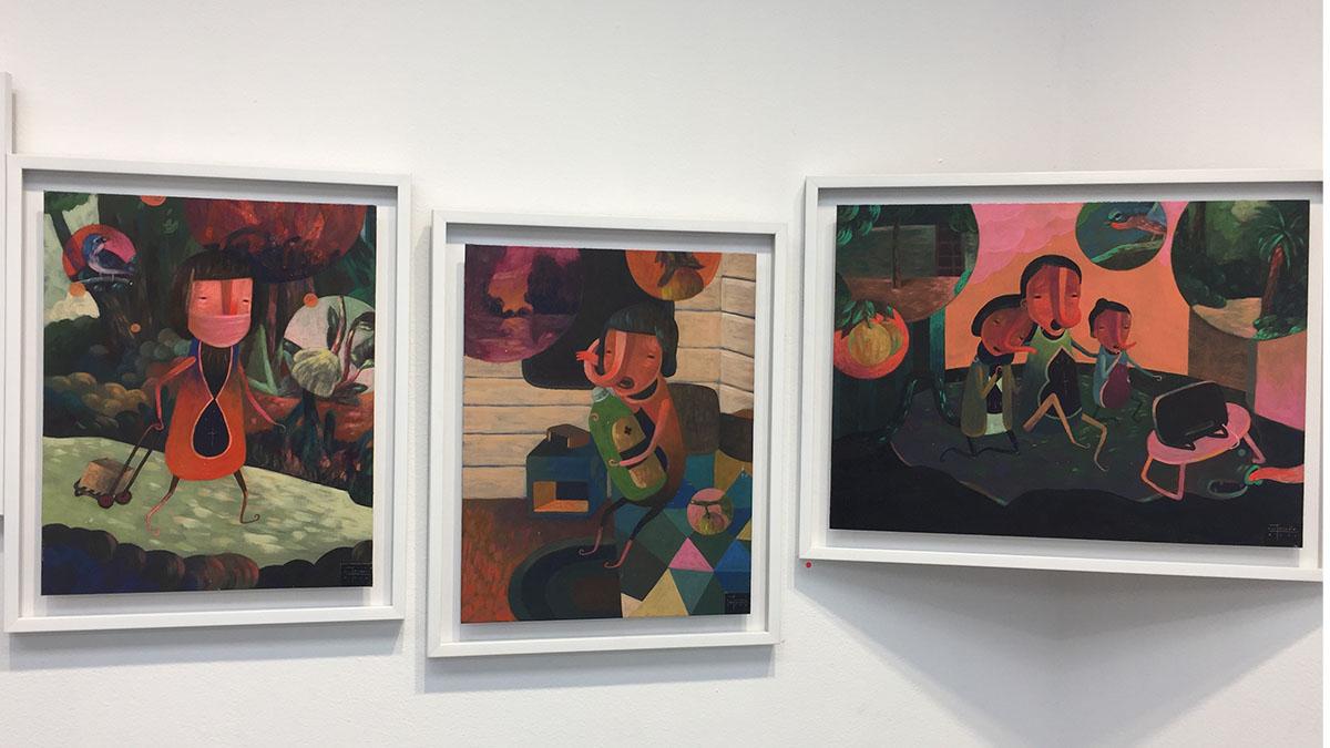 Farley Exhibition 4 Cartellino