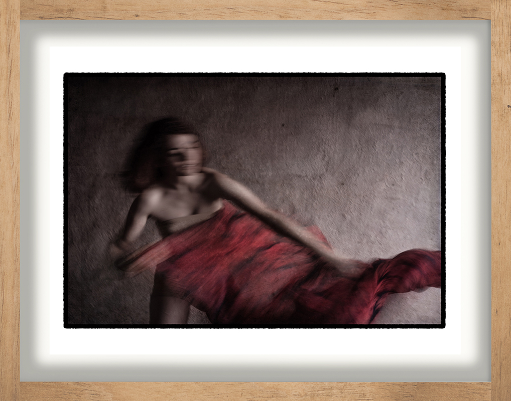 Tuchi Imperial_Chiara 1 6_5 x 10 inches photograph on cotton rag paper edition of 10 framed