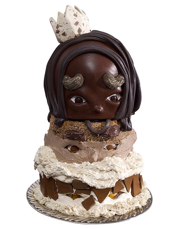 Sweet Nothings King Racha Cake Series: Chocolate Parfait