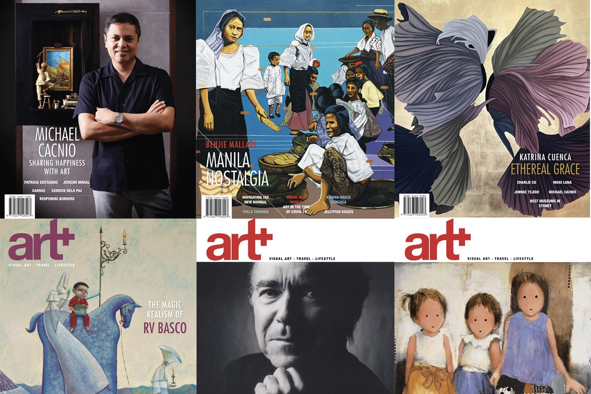 Art Plus Magazine: Issue Nos. 64–69 (Bundle)